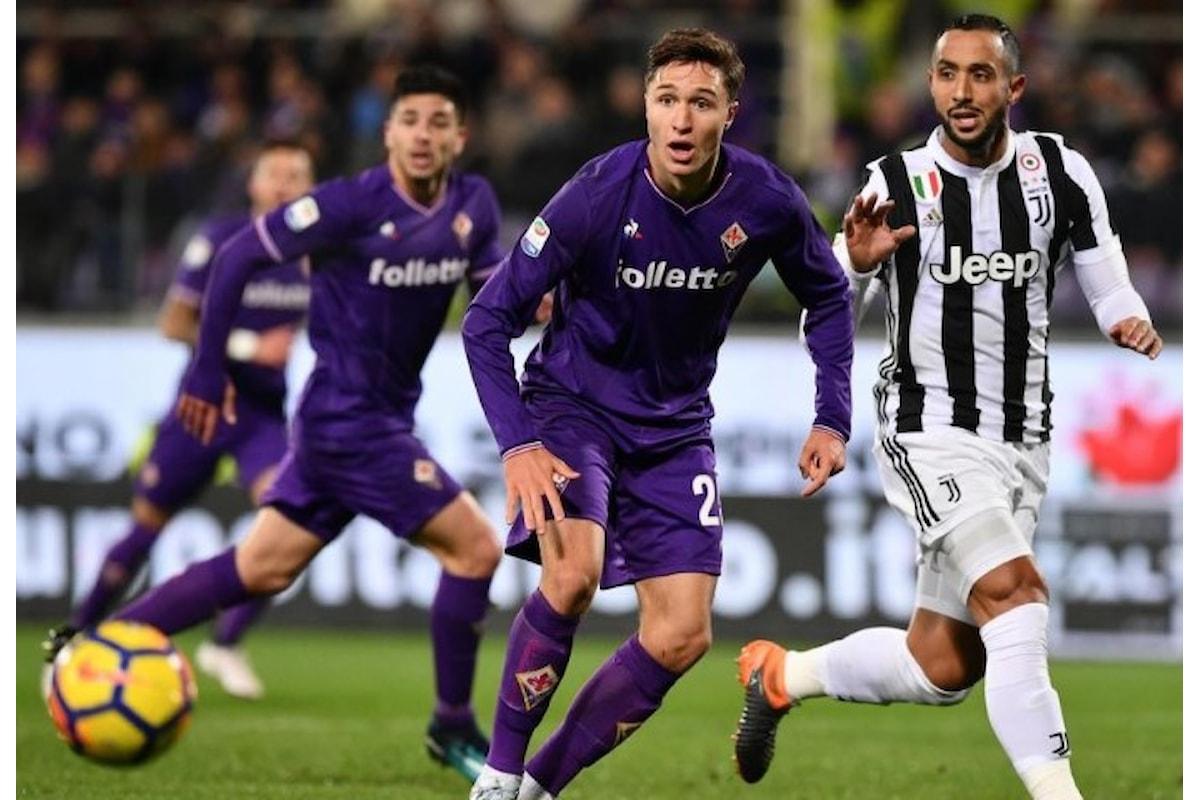 Fiorentina Juventus 0-2 ovvero Var...le a capire certe decisioni