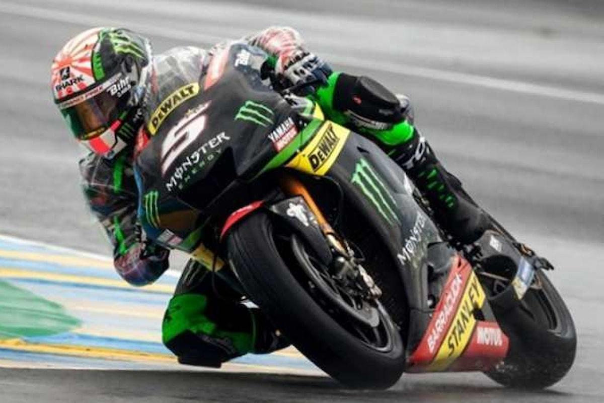 Sarà Johann Zarco a partire in pole nel GP del Giappone