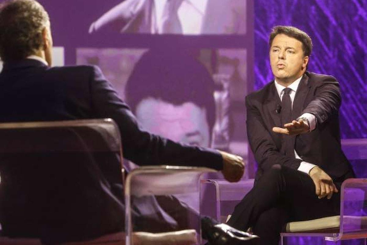 Matteo Renzi in trincea per difendere la Boschi, ma anche Corriere e Repubblica lo incalzano