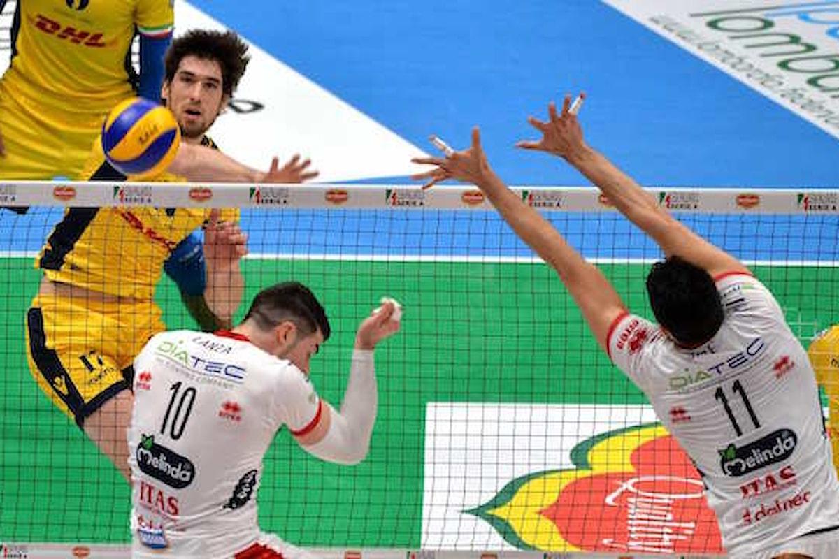 Playoff Superlega volley 2017: Si comincia stasera!