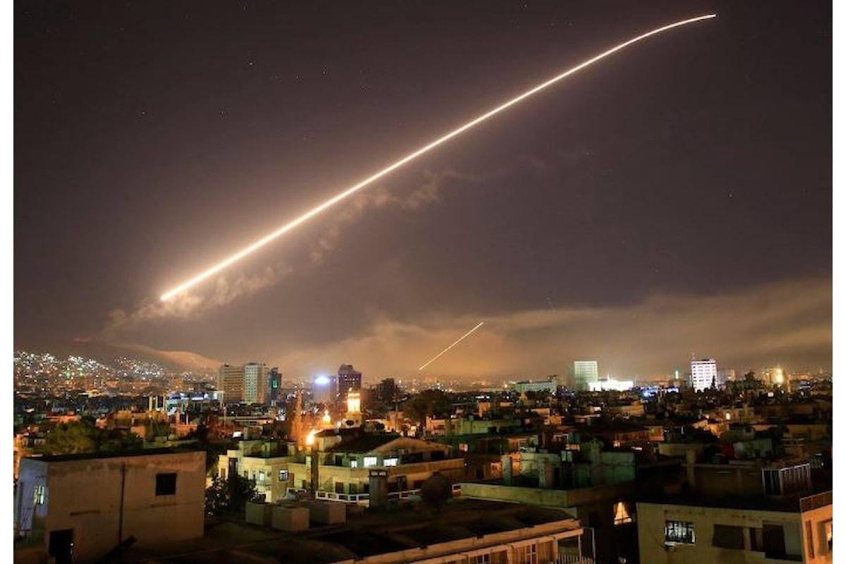 La posizione delle varie forze politiche italiane sulla situazione in Siria