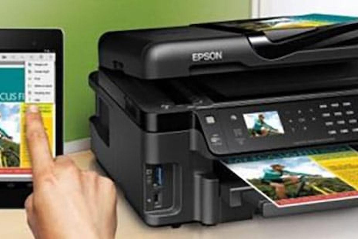 La guida per stampare direttamente dai dispositivi Android