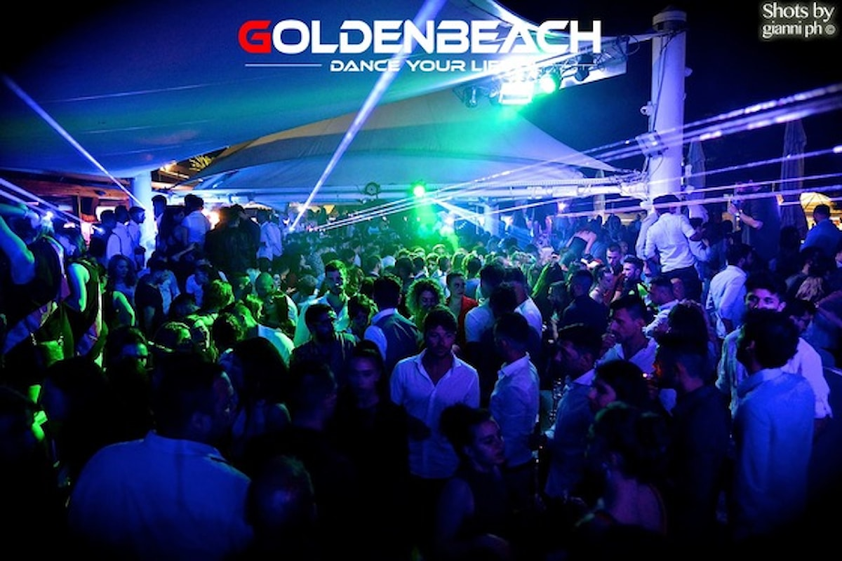 Golden Beach - Albisola (SV), un grande weekend: 15/6 Apericlass on The Beach, 16/6 Alcatraz