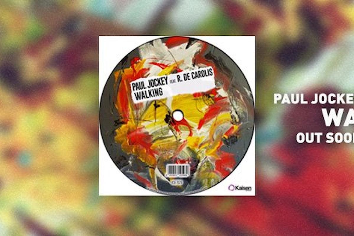 Paul Jockey Feat Roberto De Carolis - Walking (Kaisen Records) fa ballare Ibiza