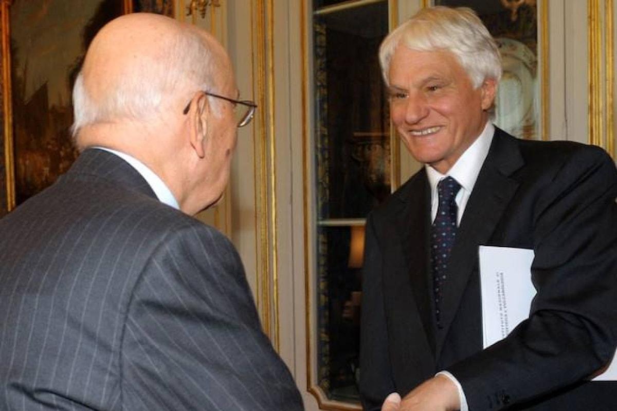 È morto a Bologna, all'età di 76 anni, il prof. Enzo Boschi