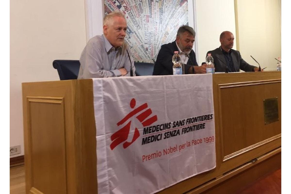 L'intervendo al Senato di MSF a difesa dell'operato delle ONG nel Mediterraneo
