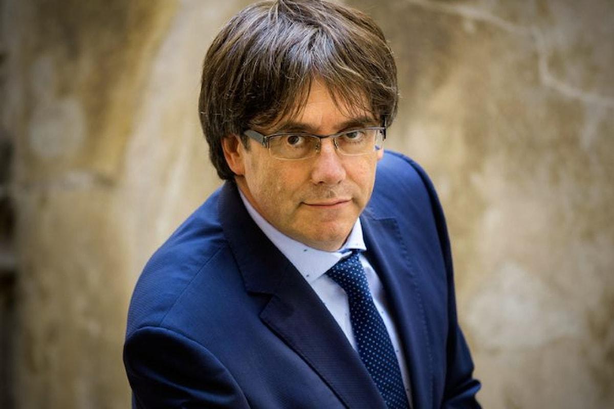JxCat e ERC hanno deciso, sarà Puigdemont a guidare il nuovo governo in Catalogna