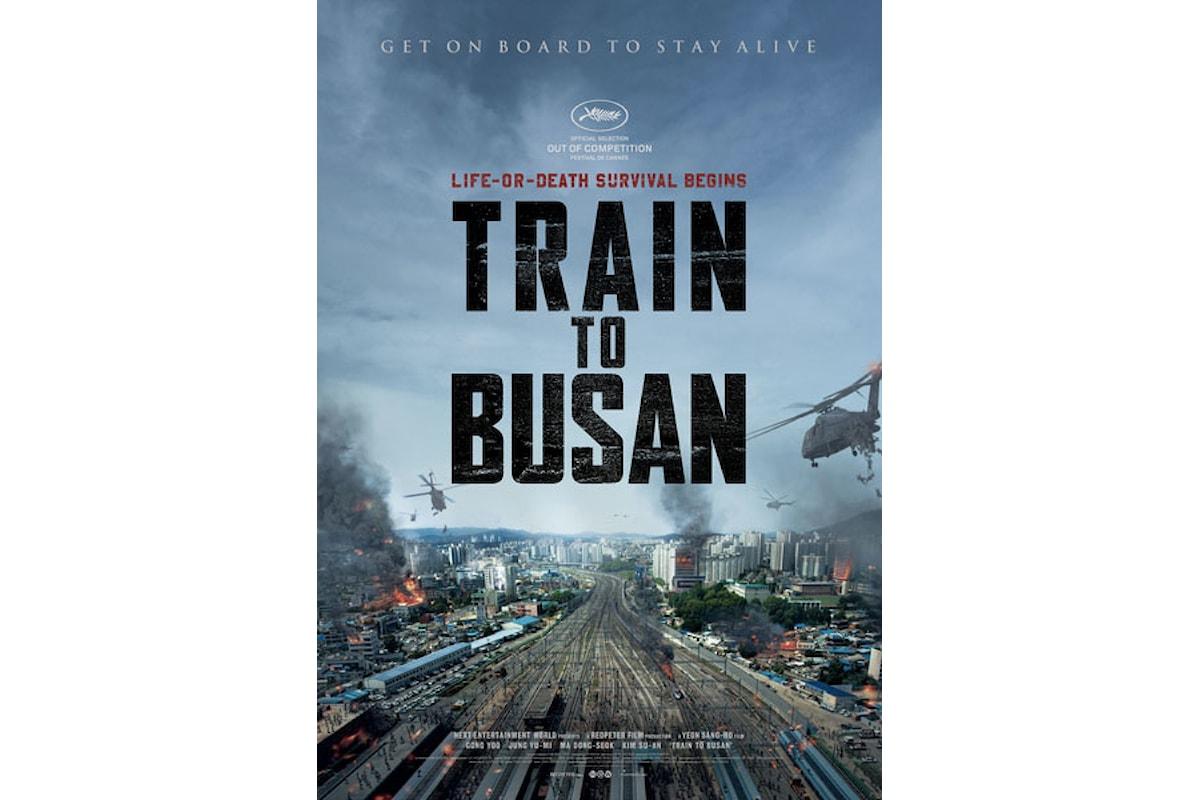 Recensione del film TRAIN TO BUSAN: le notti a Cannes sono avventurose