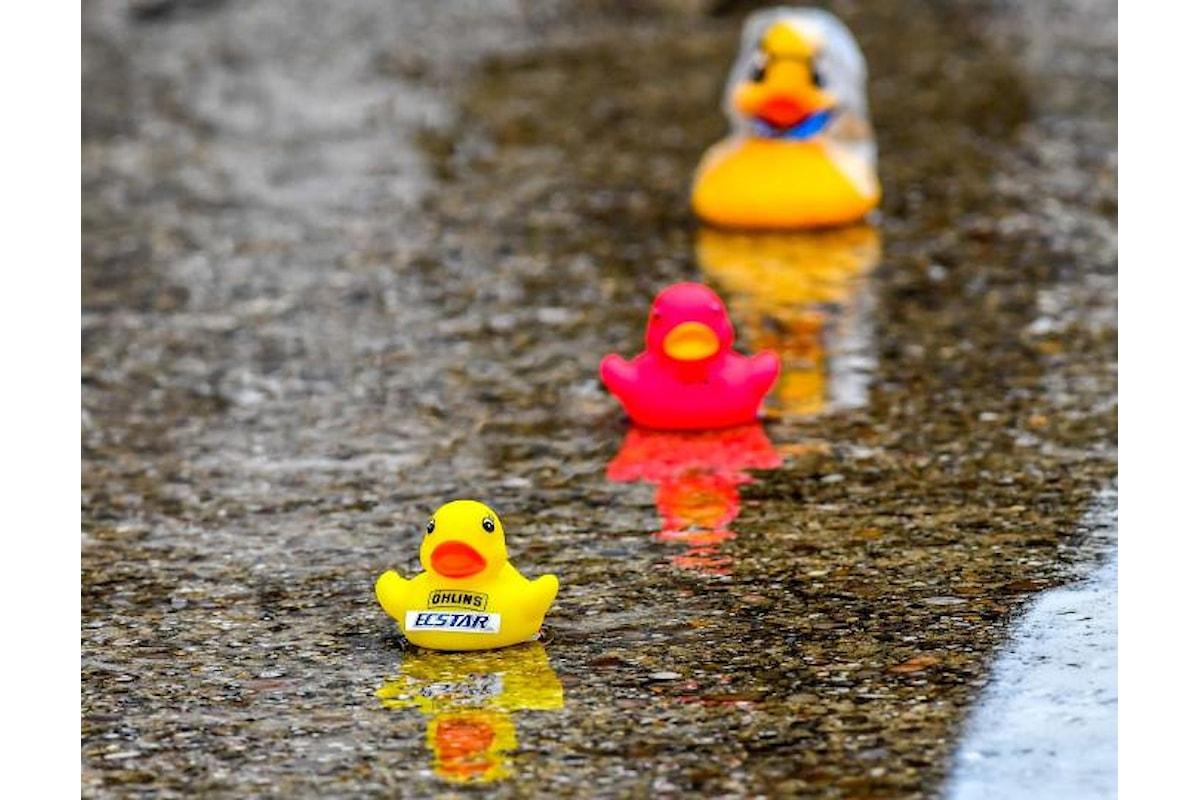MotoGP, annullato il Gran Premio di Silverstone per la pioggia