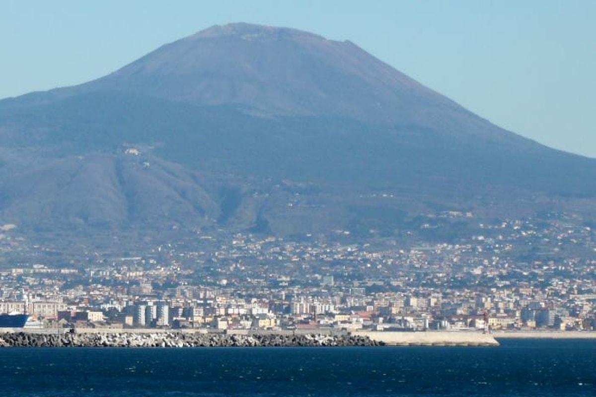 Sciame sismico nell'area del Vesuvio