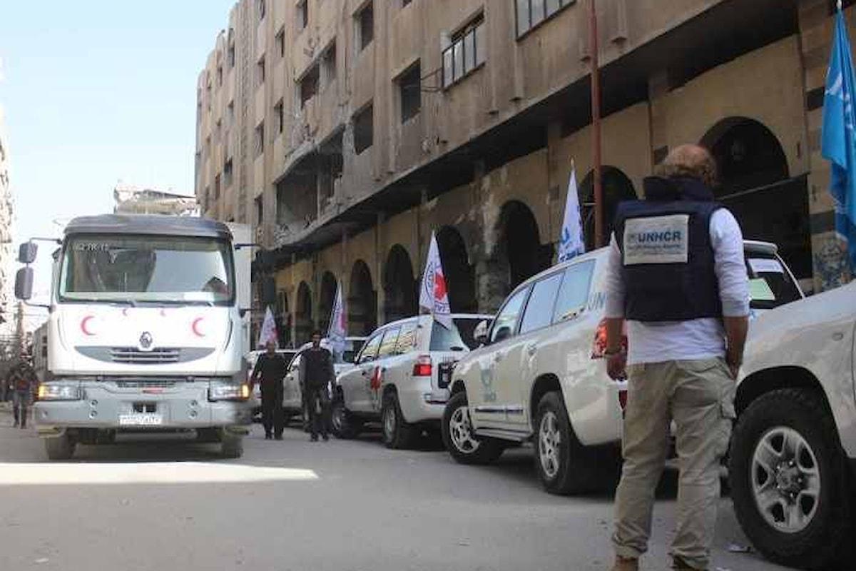 Henrietta Fore, Unicef: il Ghouta orientale è diventato un inferno in terra per i bambini