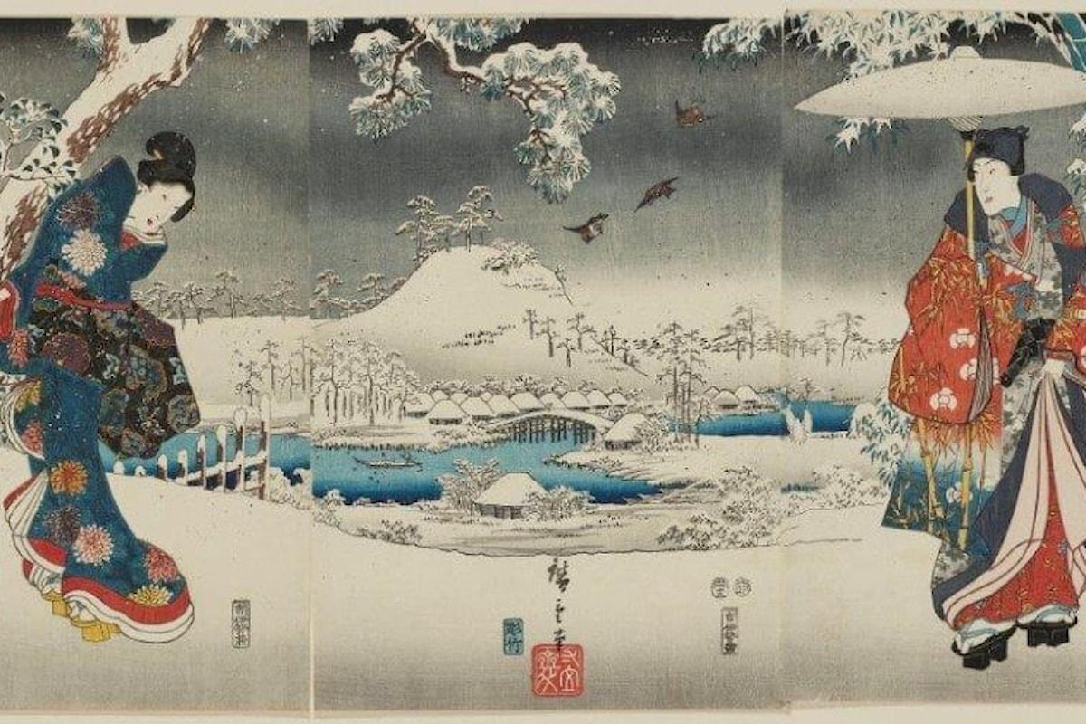 Mostra monografica su Hiroshige alle Scuderie del Quirinale
