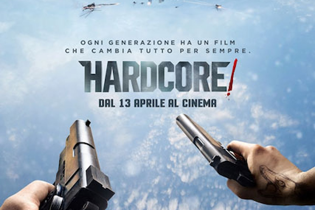 Recensione del film Hardcore! di Ilya Naishuller
