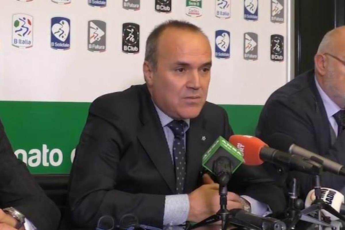 Saranno 19 invece di 20 le squadre del campionato di Serie B nella stagione 2018/19