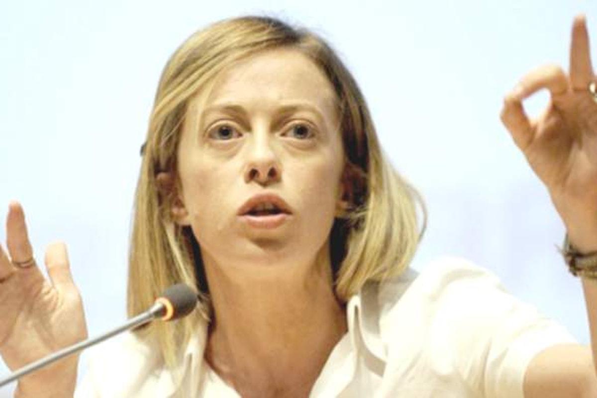 Giorgia Meloni dà appuntamento al Pantheon per la sua candidatura a Sindaco di Roma