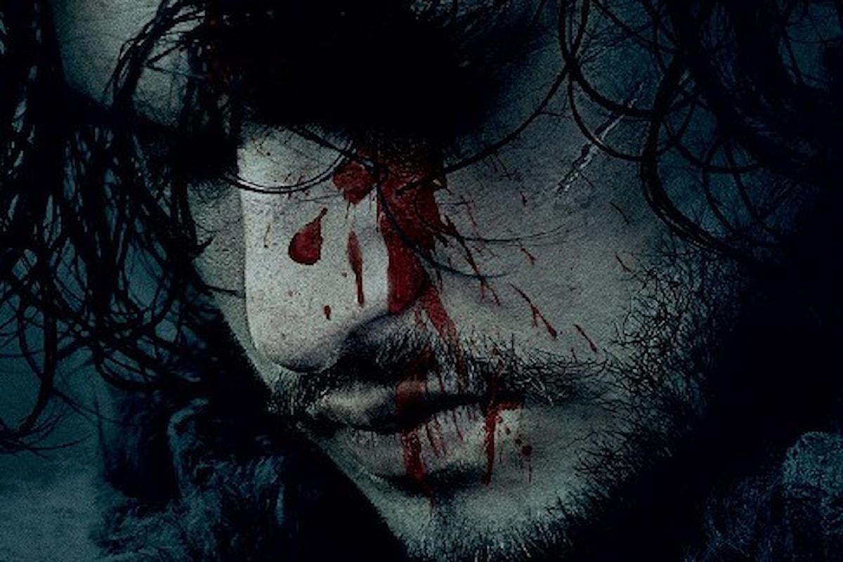 Tante fotografie dalla sesta stagione di Game of Thrones