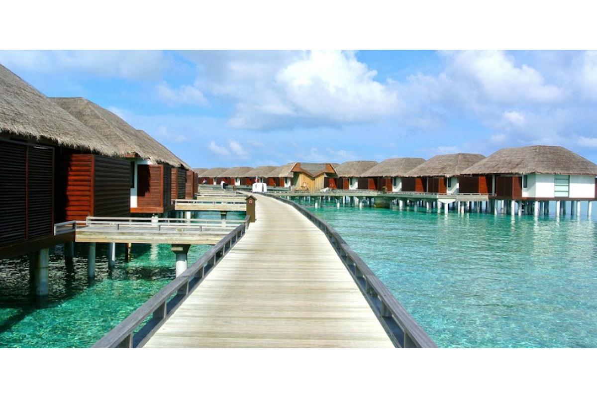 Inverno e viaggi en plein air: dalla montagna al mare delle Maldive