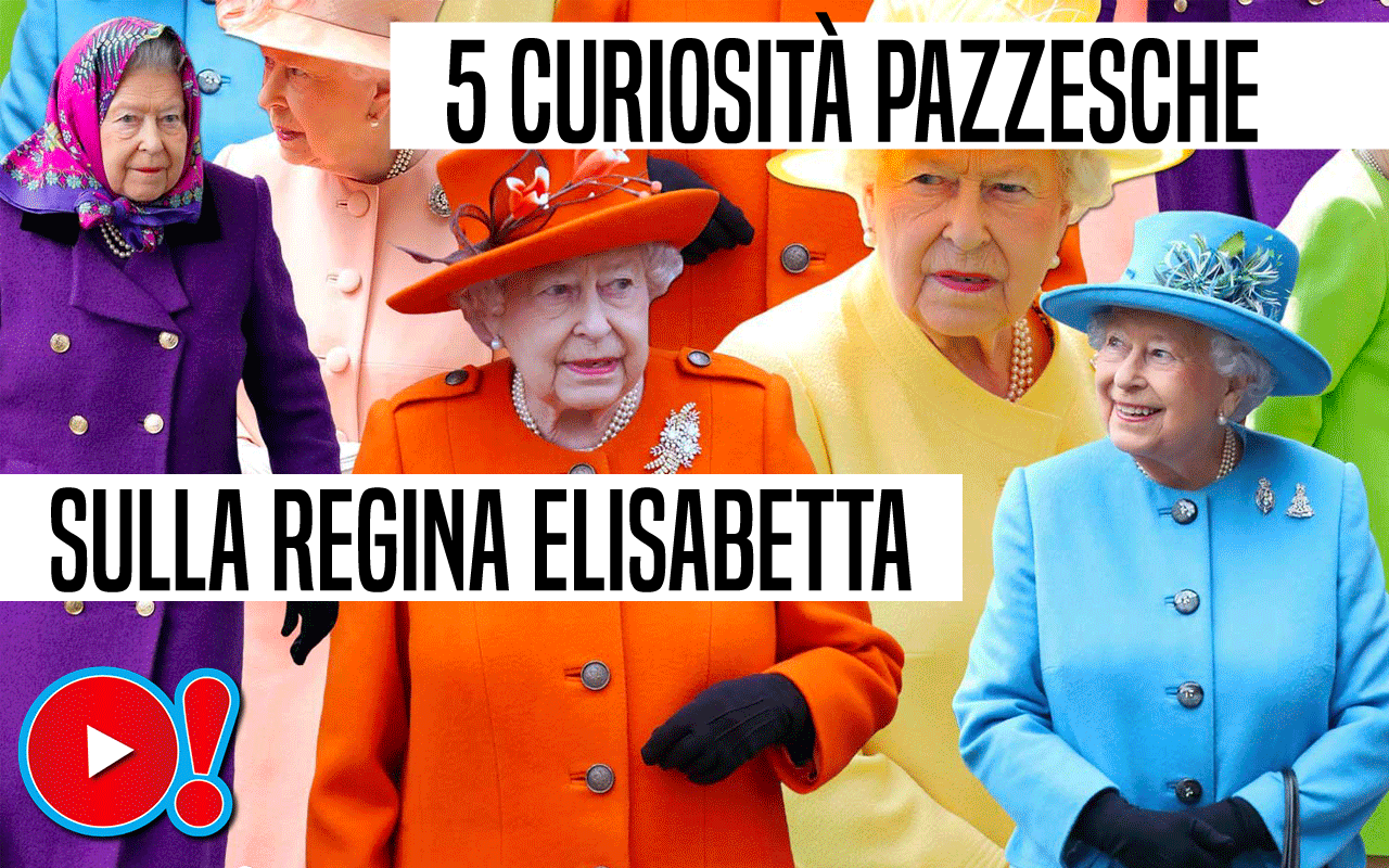 5 curiosità sulla Regina Elisabetta II che (forse) non conoscevi