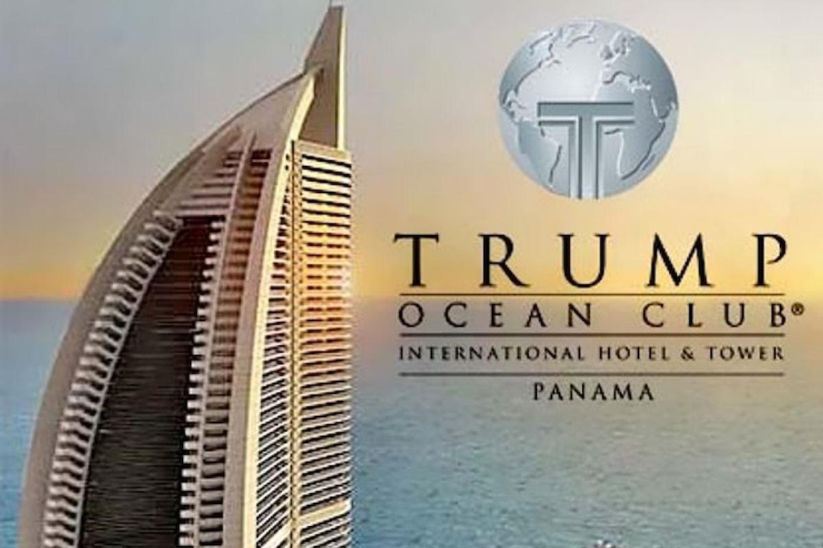 Donald, Ivanka e la Trump Ocean Club International Hotel and Tower a Panama City