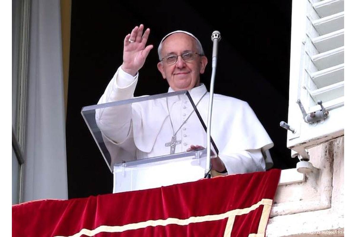 Francesco nell'Angelus del 9 settembre richiama i fedeli all'Effatà