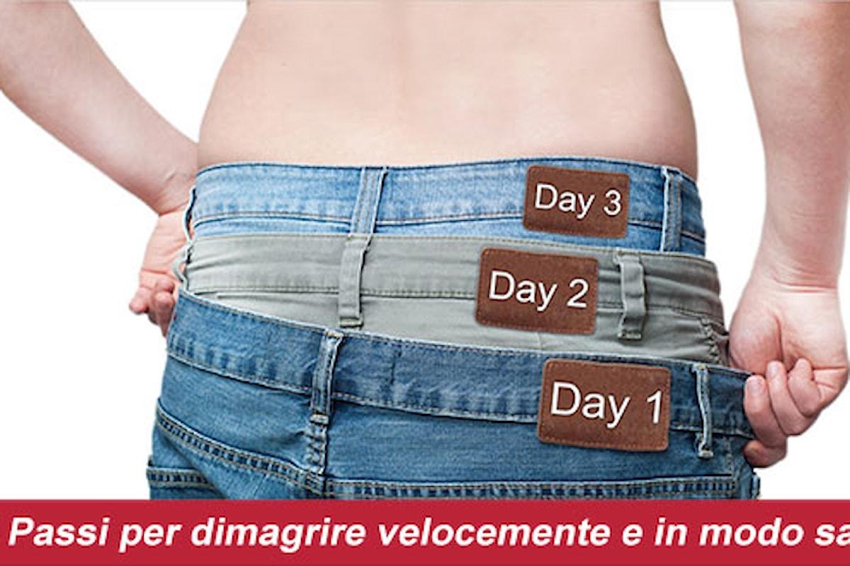 Come dimagrire in una settimana? Ecco il piano più sano e veloce per farlo!