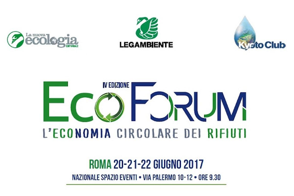 Italiani rispettosi dell'ambiente, rivela Legambiente