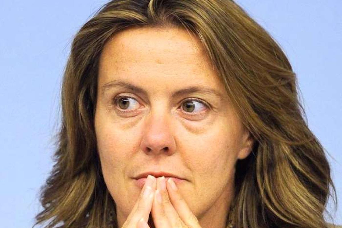 La ministra Lorenzin è contro la legalizzazione della cannabis, ma non ne conosce gli effetti