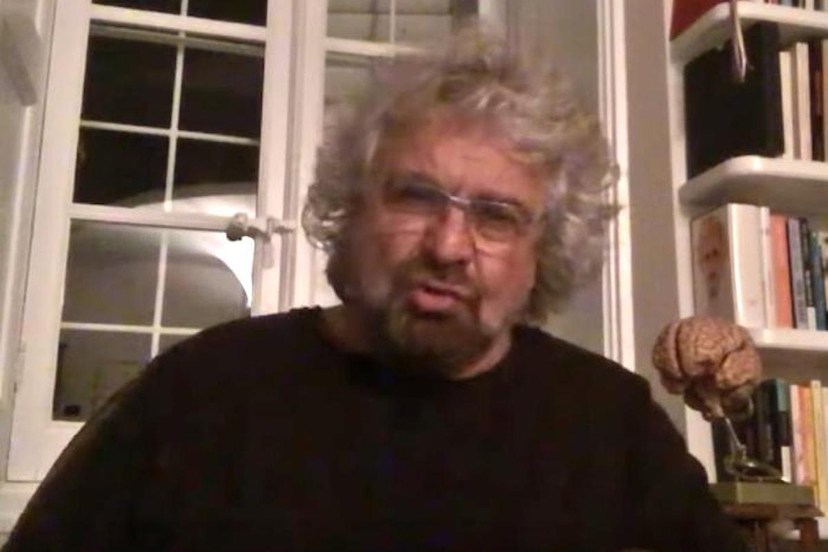 Il blog di Grillo non rappresenta più il Movimento 5 Stelle