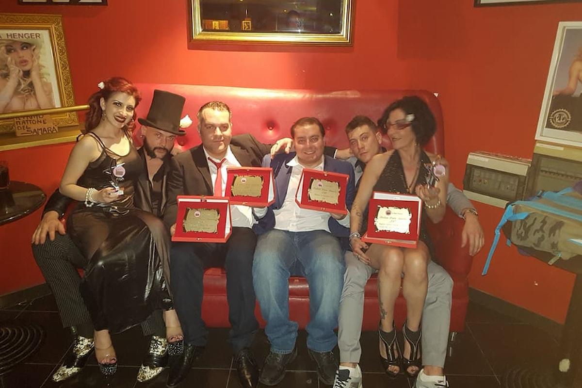 Italian Porn Awards 2017, ennesimo grande successo