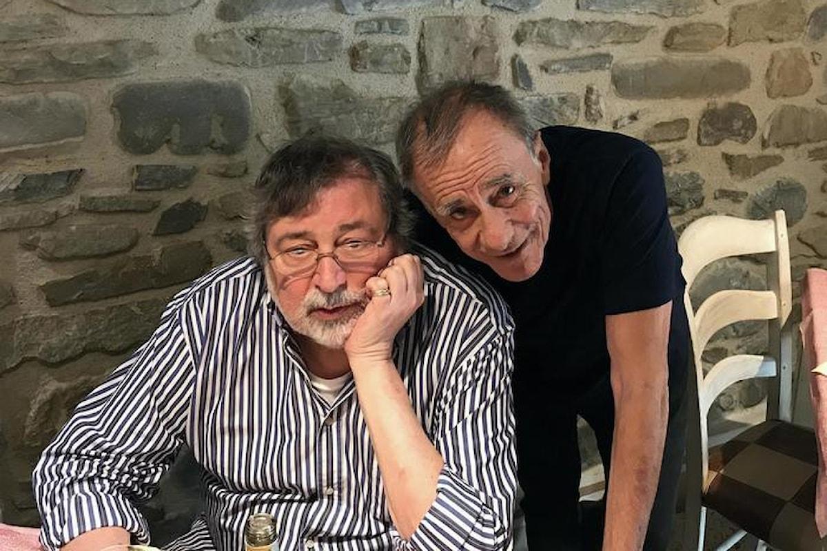 Vecchioni e Guccini... insieme: torna la canzone d'autore