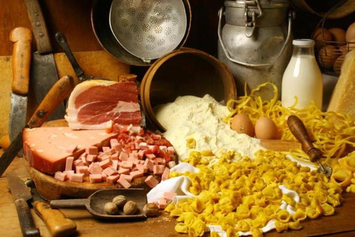 Marco Carra: il 2018 è l'Anno del cibo italiano