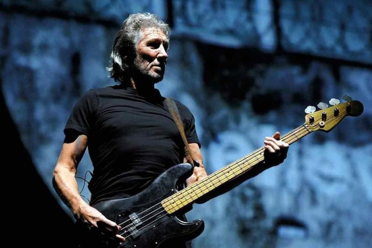 Roger Waters presenta la track list del nuovo album e il primo brano