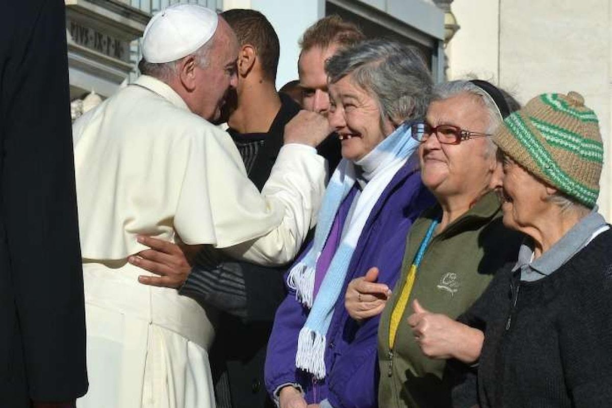 Messaggio di papa Francesco per l'istituzione della Giornata Mondiale dei Poveri