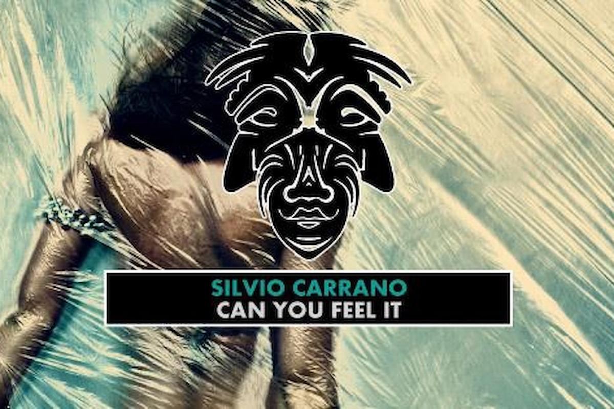 Silvio Carrano - Can You Feel It piace a David Guetta, Swanky Tunes, Daddy's Groove e molti altri
