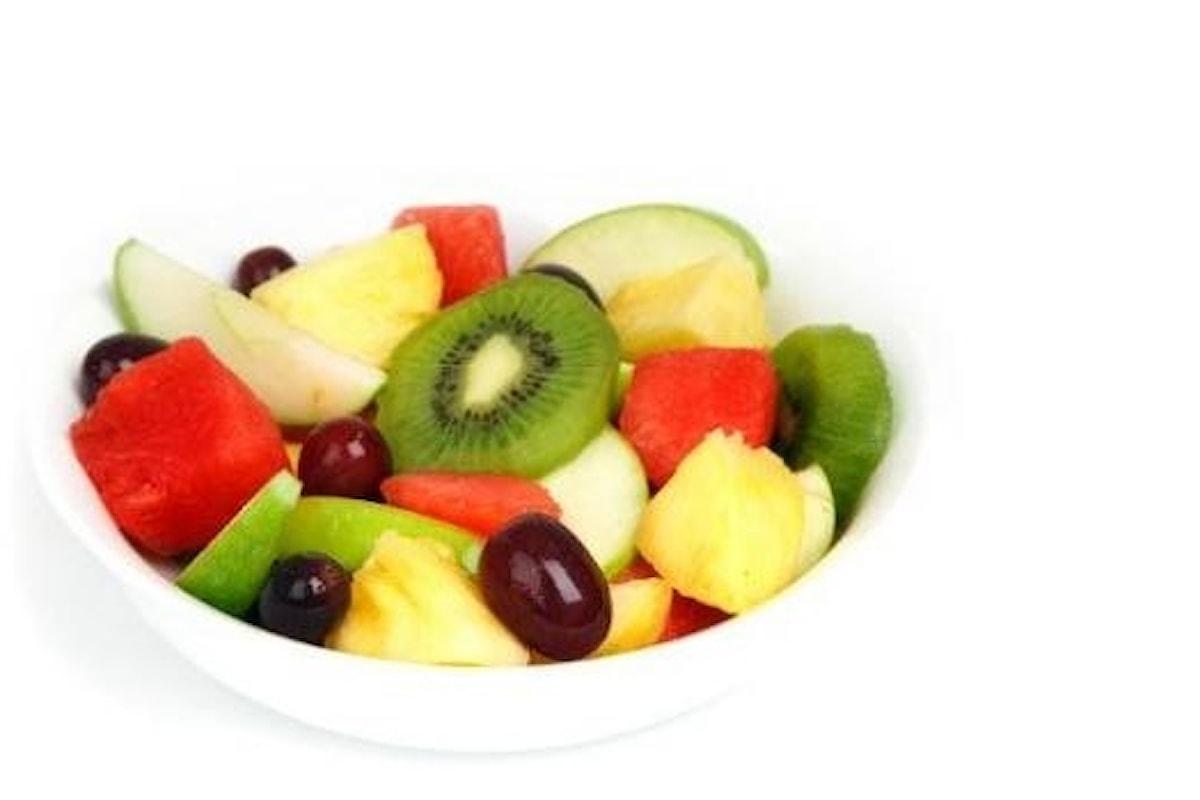 La frutta è efficace contro le malattie cardiovascolari ed ictus