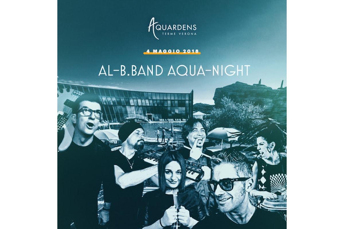 Alberto Salaorni & Al-B.Band: live music is back in fashion!