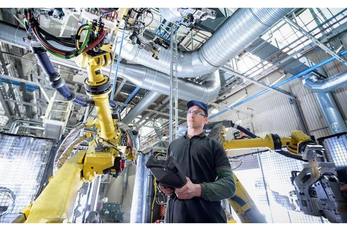 Istat, a marzo 2018 continua a crescere la produzione industriale
