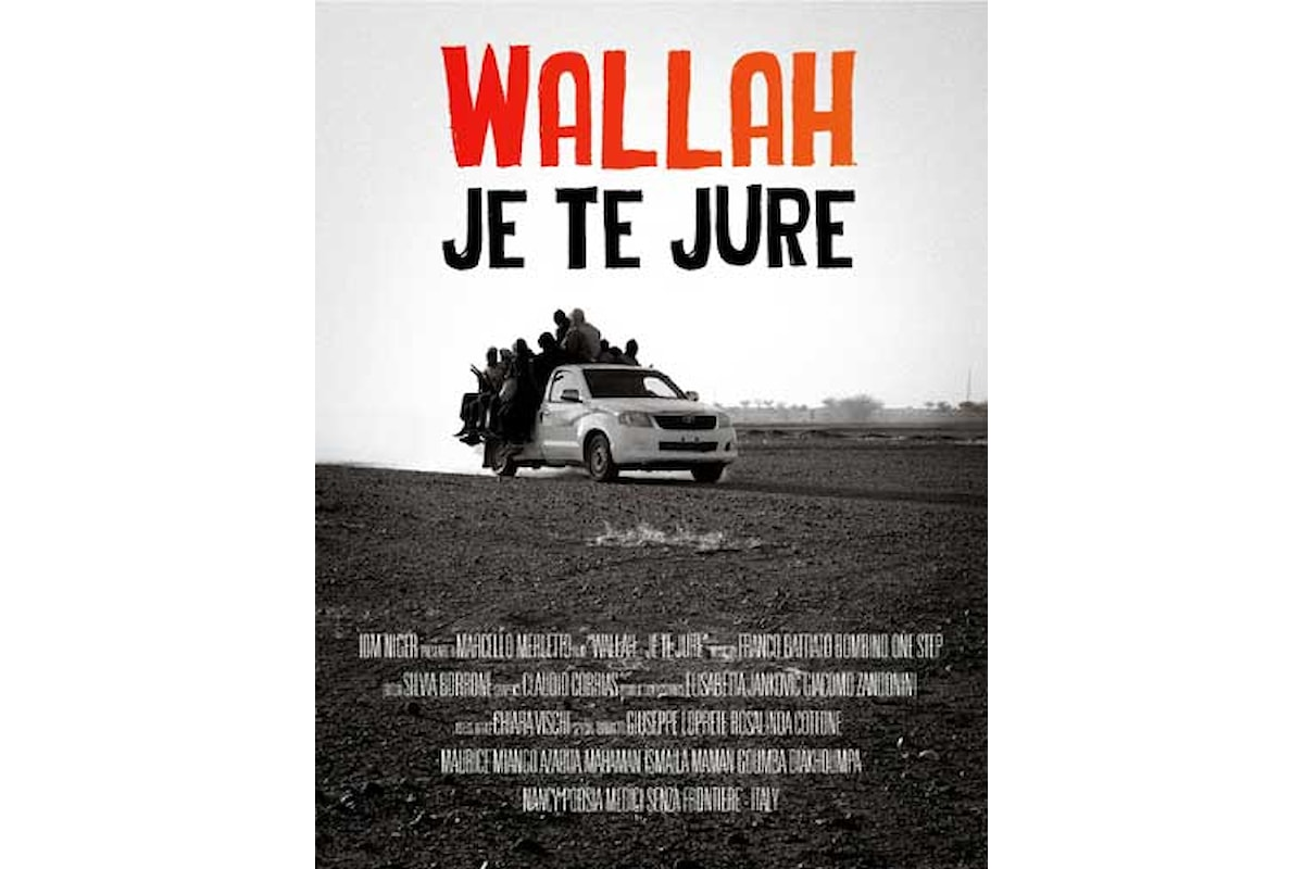 Emozioni d'Artista - Il film WALLAH Je te jure