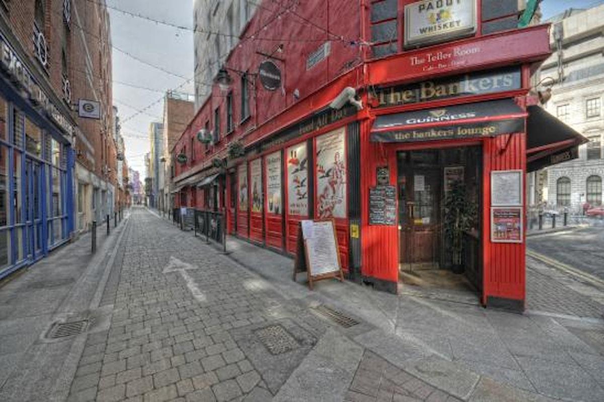 Dublino, una delle perle d'Irlanda...
