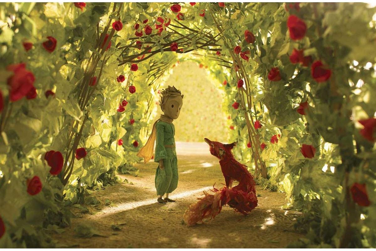 Esce in Dvd e Blu Ray il film di animazione de Il Piccolo Principe