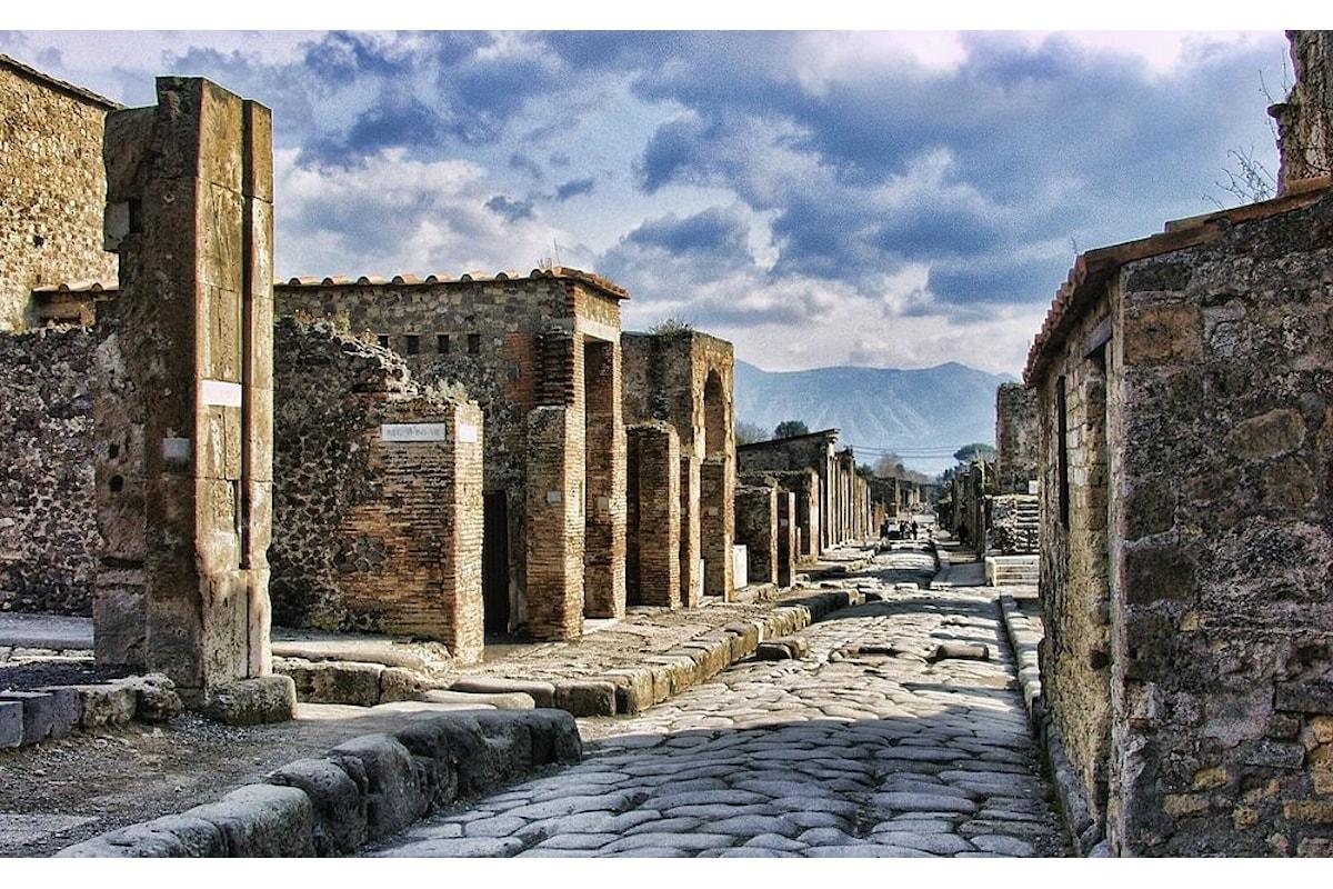 Un'iscrizione ritrovata a Pompei rivela la vera data dell'eruzione del 79 d.C.