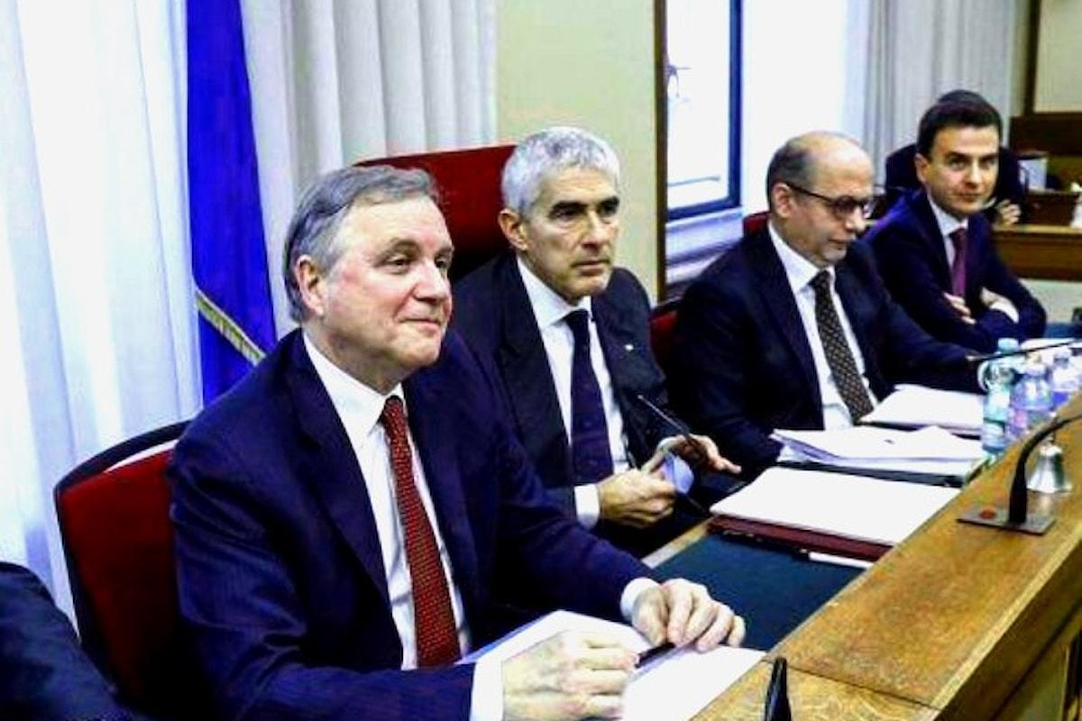 Commissione banche, Visco tira in ballo Renzi
