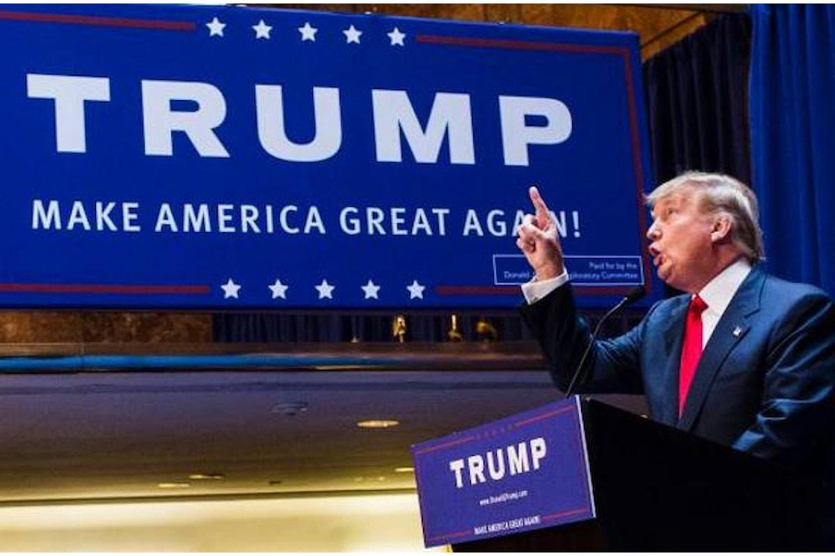 Trump: La Clinton potrebbe aver assunto droghe prima del dibattito