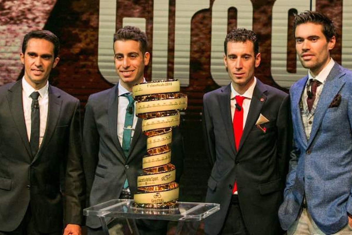 Il Giro d'Italia 2018 promuove il regime di apartheid di Israele. Partecipanti al Giro e Sponsor non hanno nulla da dire?