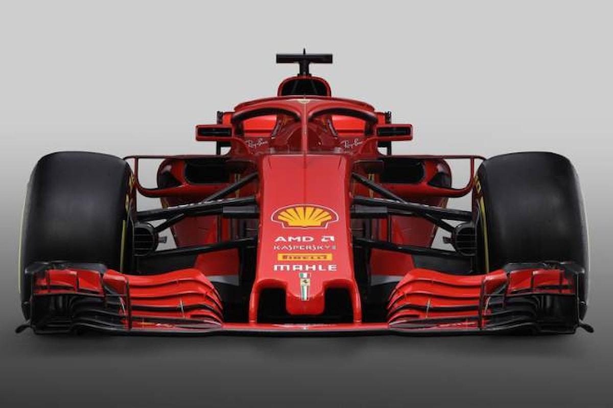 Presentata la SF71H, la Ferrari che nel 2018 dovrebbe vincere il mondiale di F1