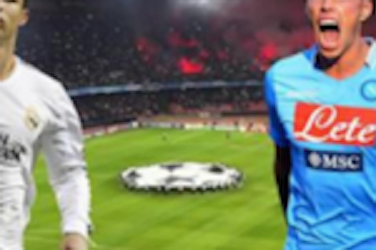 Real Madrid - Napoli, attesa per il big match: i numeri della Smorfia Napoletana