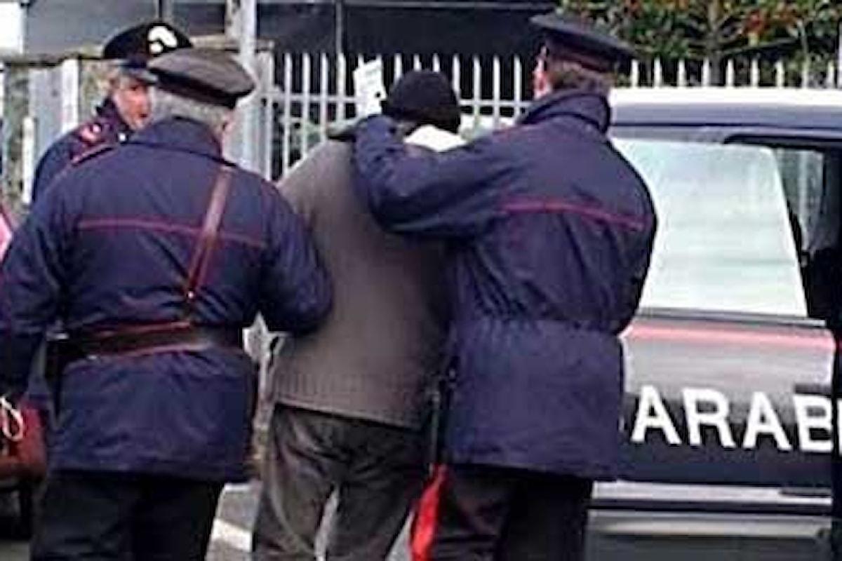 Sassano (SA): tentata estorsione, due persone in manette