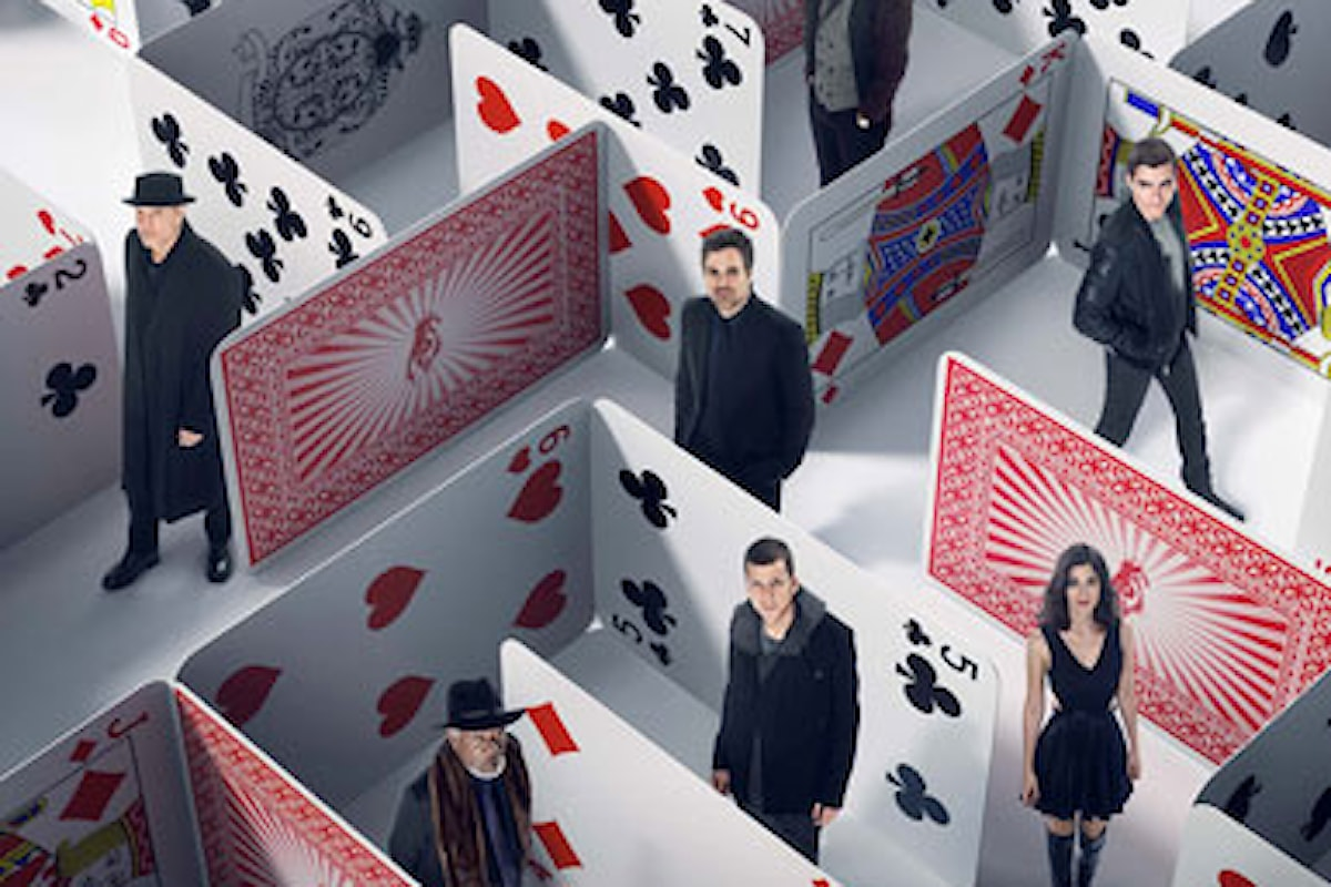 Recensione del film NOW YOU SEE ME 2