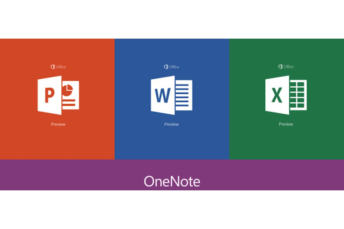 Microsoft Office si aggiorna su windows store | Surface Phone Italia