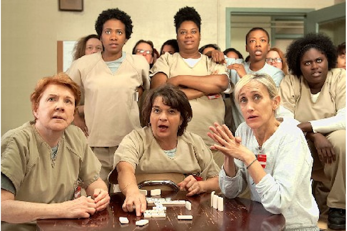 Online il trailer della quarta stagione di Orange is the new black